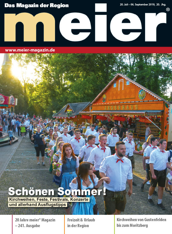 meier Magazin August 2019